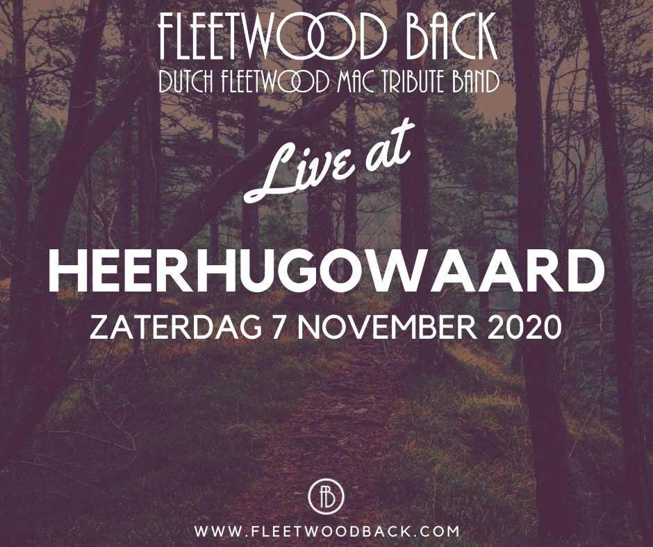 Live@Heerhugowaard 7 nov
