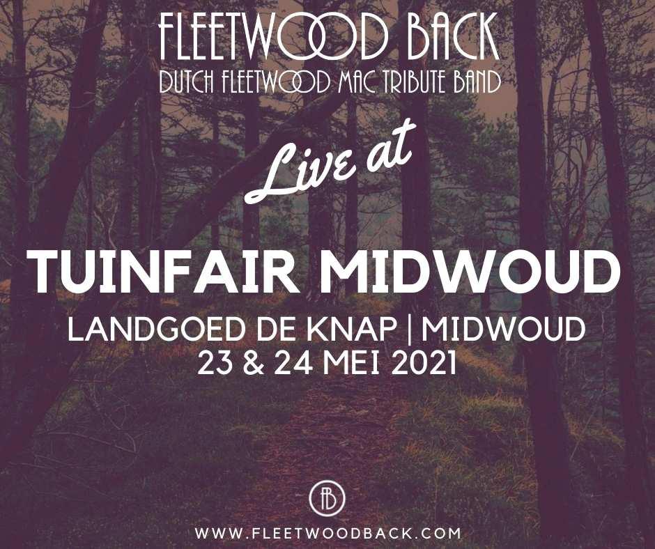 Live@Tuinfair Midwoud 2021