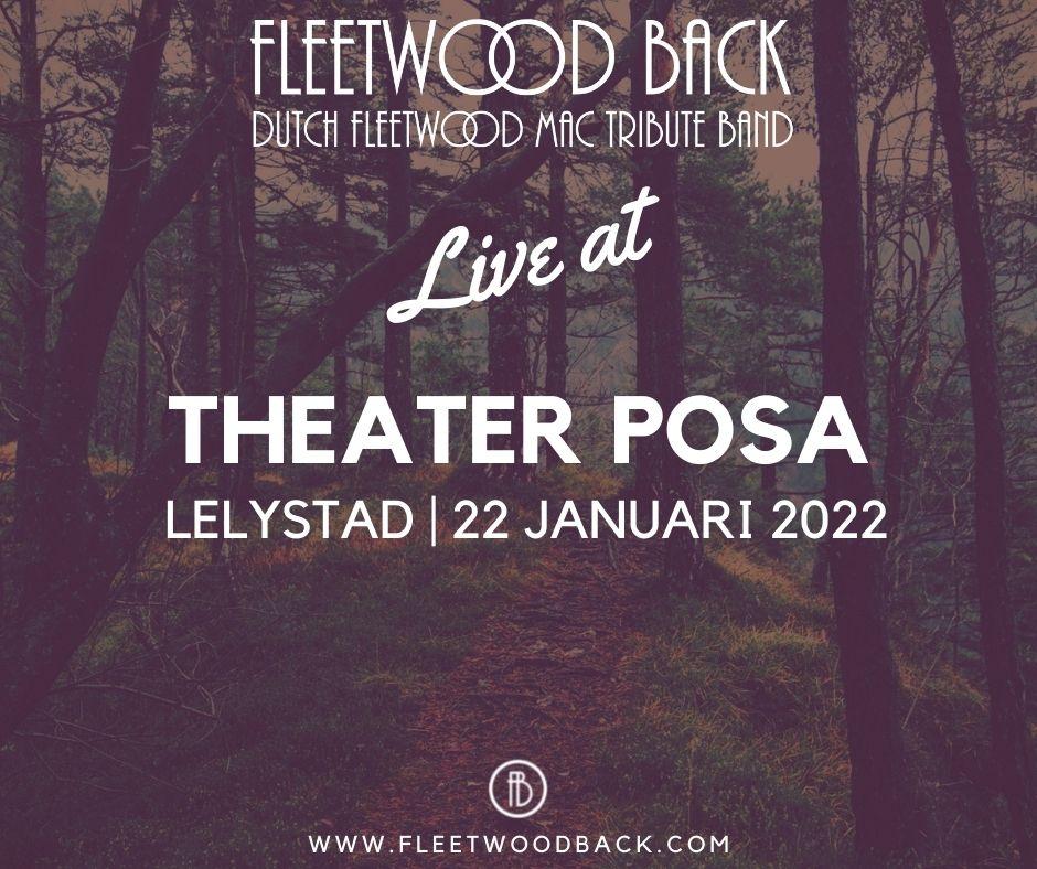 Live@Theater Posa september 2020